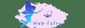 web fairy - logo